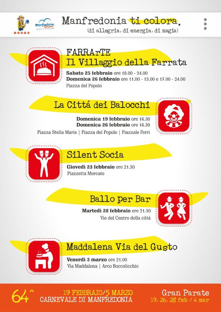 Carnevale di Manfredonia_programma novità.