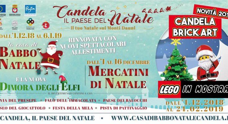 Casa Di Babbo Natale Candela.Il Natale E Gia Alle Porte A Candela