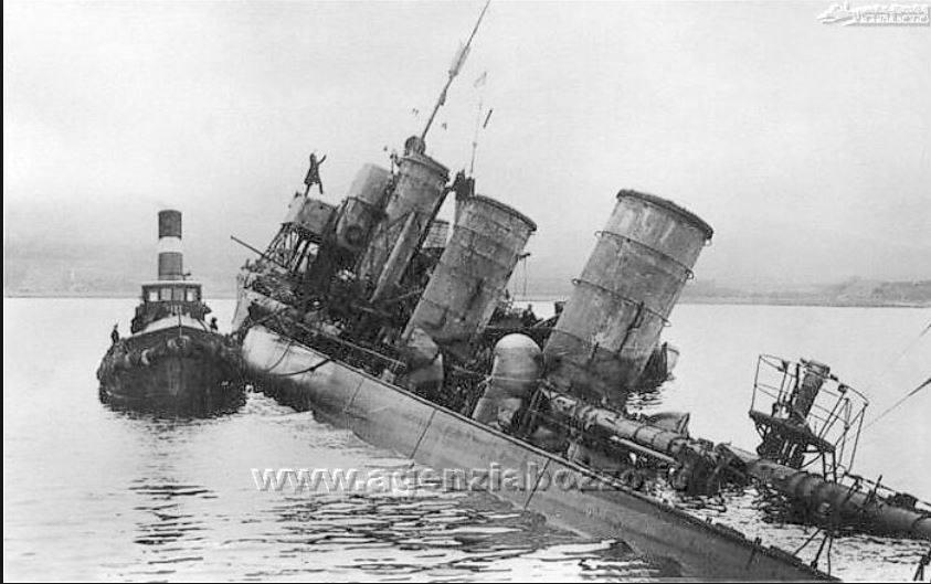 24 maggio 1915: mentre il Piave mormorava, Manfredonia veniva ...