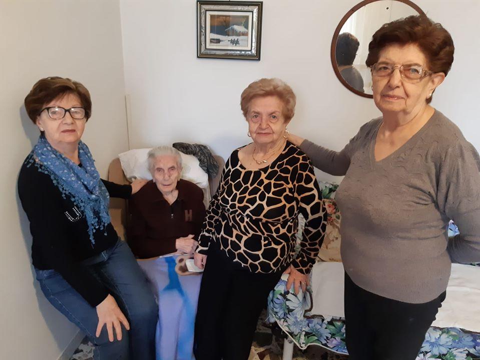 I primi 106 anni di Maria, la nonna di Manfredonia - ilsipontino.net